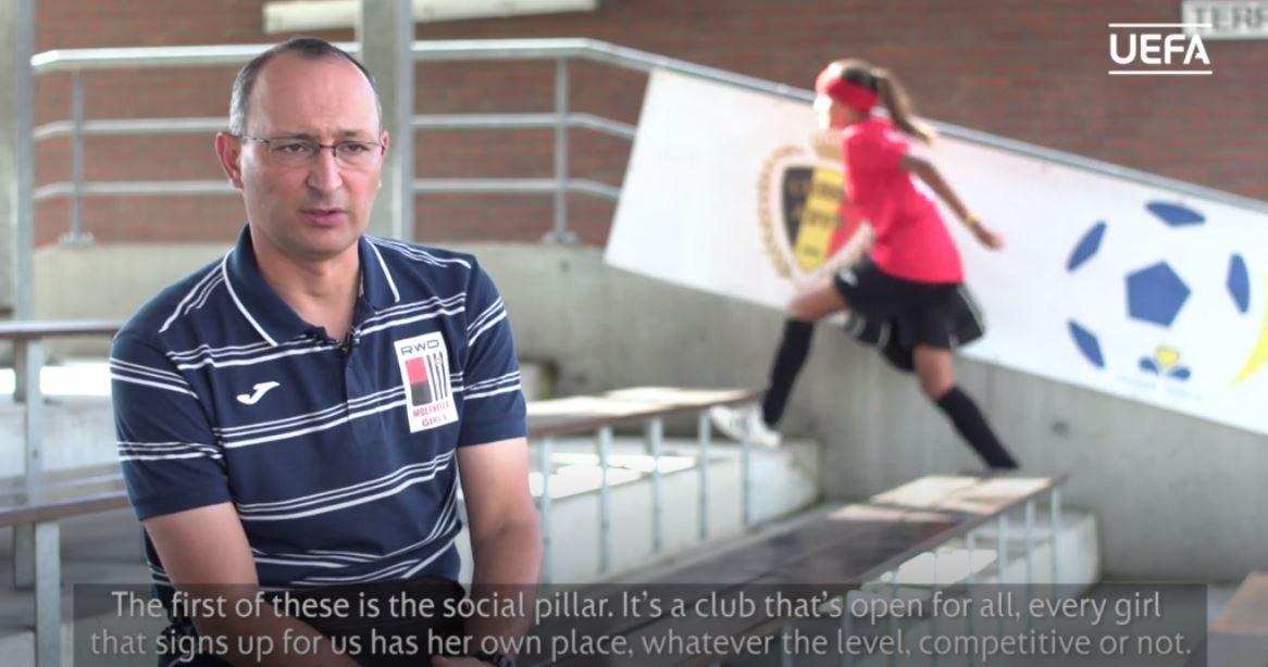 Interview de Ramzi Bouhlel © UEFA